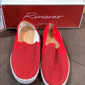 Brand New Slip On Rivieras